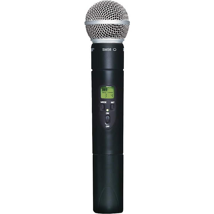 Shure ULX2/58 Wireless Handheld Transmitter Microphone J1