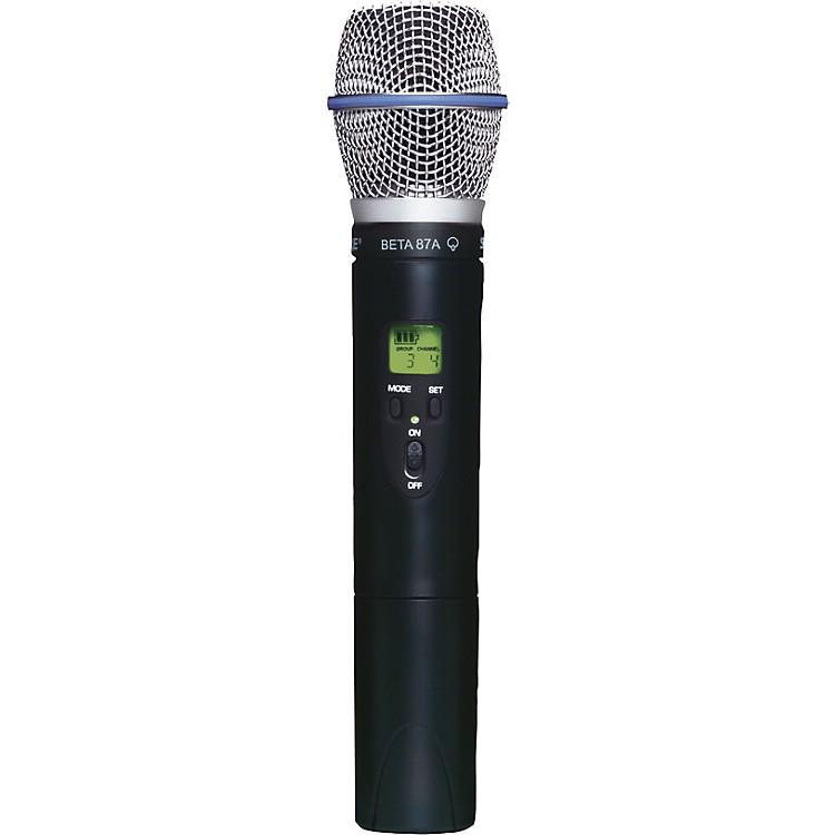 ShureULX2/Beta87A Wireless Handheld Transmitter MicrophoneJ1