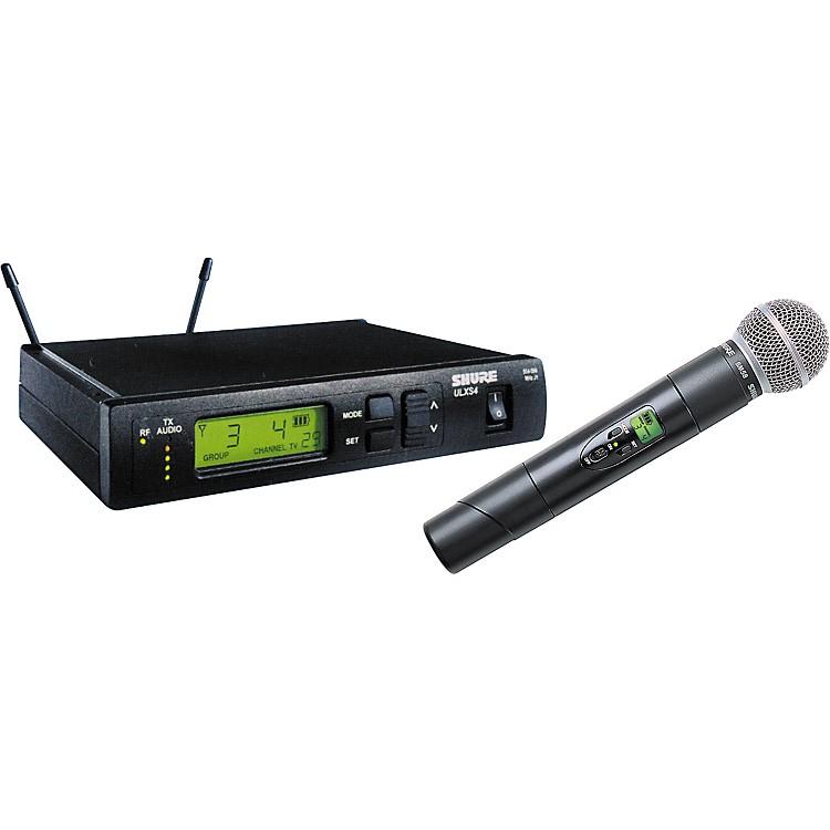 ShureULXS24/58-SM58 Handheld Wireless System Channel M1