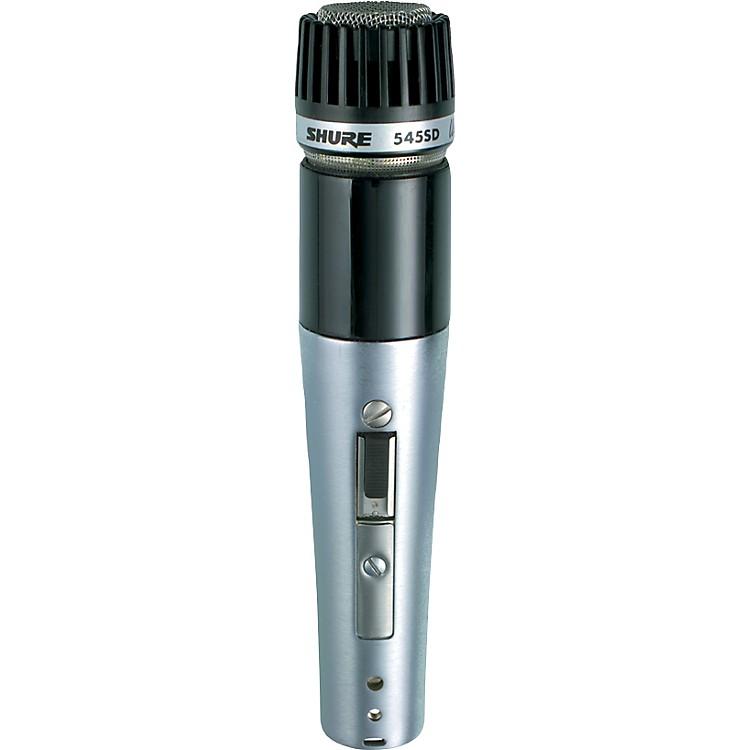 ShureUNIDYNE III 545SD-LC Dual Impedance Unidirectional Microphone