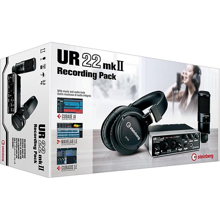 SteinbergUR22 MkII Recording Pack