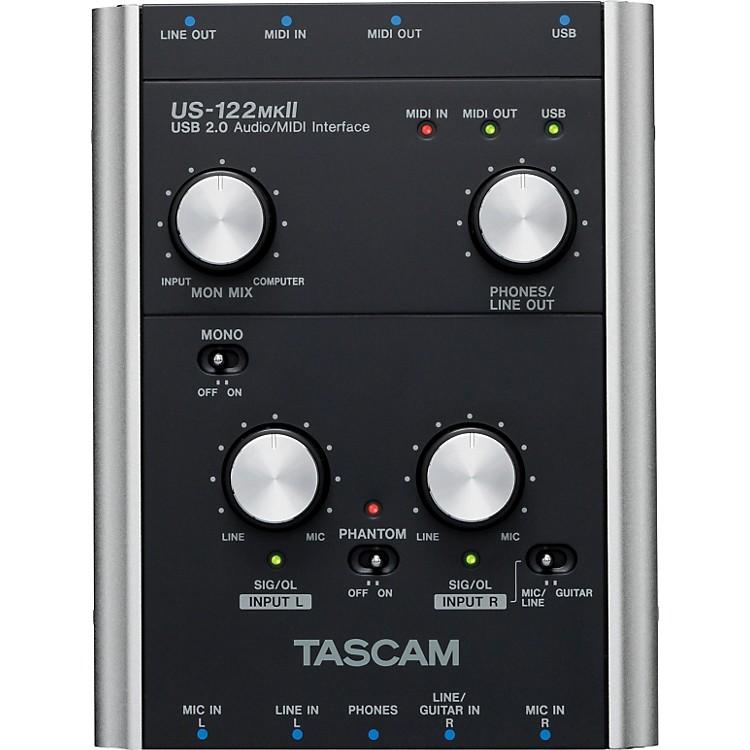TascamUS-122MKII USB 2.0 2-channel Audio/MIDI Interface
