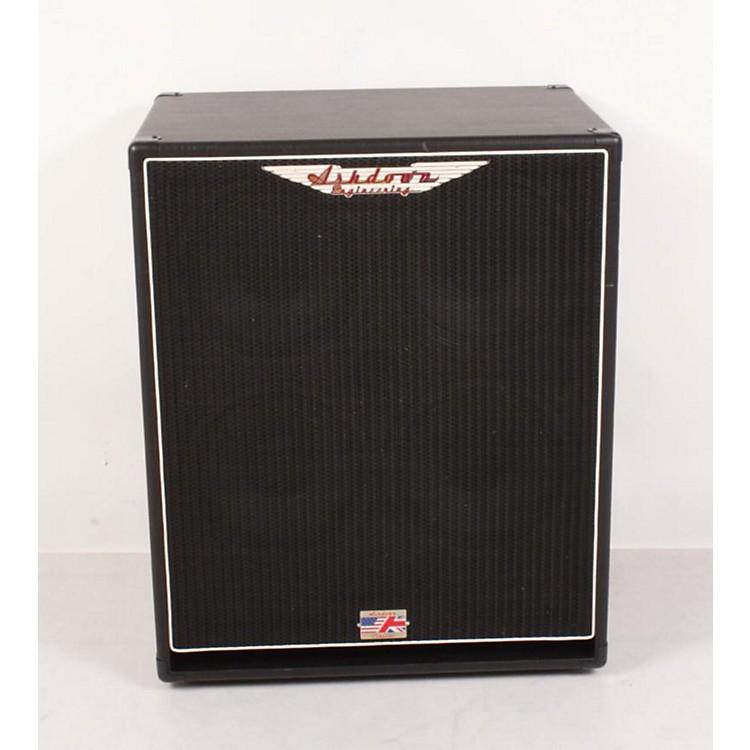 AshdownUSA 410H 1050W 4x10 8-Ohm Bass Cabinet886830807312