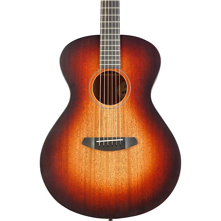 BreedloveUSA Concert Fire Light Mahogany - Mahogany Acoustic-Electric Guitar