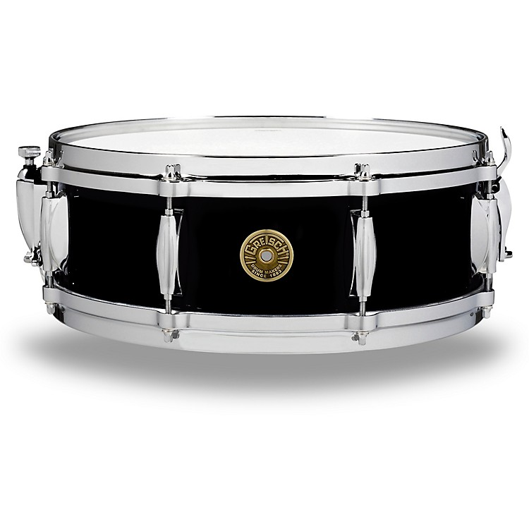 Gretsch Drums USA Custom Snare Drum 14 x 5 in. Satin Ebony