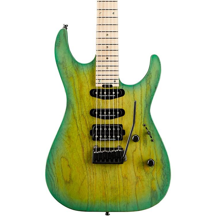 ESPUSA M-III 2 PT Electric GuitarGreen Burst
