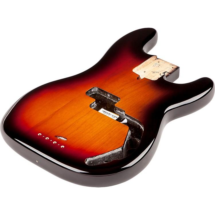 FenderUSA Precision Bass Alder BodyBlack
