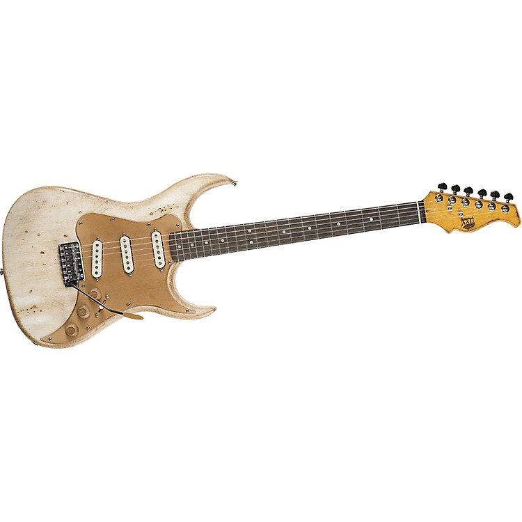 AXLUSA SRO Electric GuitarAntique Brown