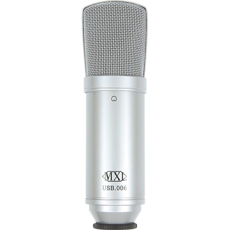 MXLUSB-006 Powered Condenser Microphone