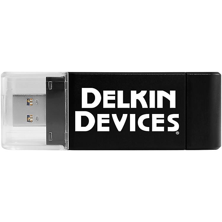 DelkinUSB 3.0 Dual-Slot SD and MicroSD Travel Reader
