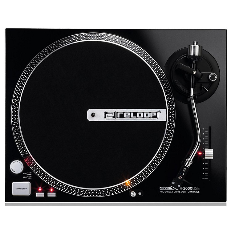 ReloopUSB Direct Drive Turntable