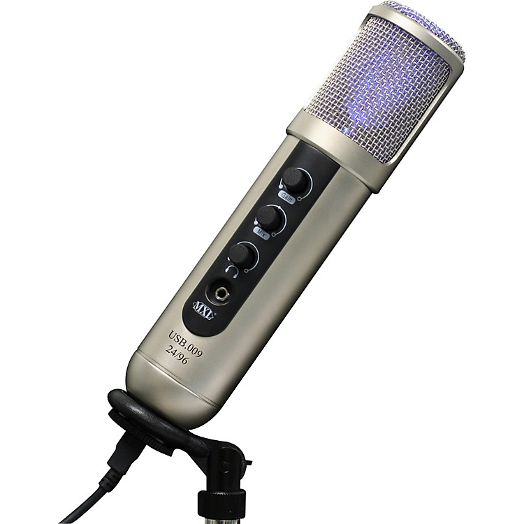 MXL USB.009 24/96 Digital USB Condenser Microphone