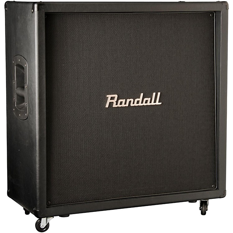 Randall USM-RC412 260W 4x12 Bass Speaker Cabinet Angled 8 Ohms
