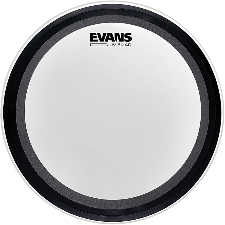 Evans UV EMAD Bass Drum Head 26 in.