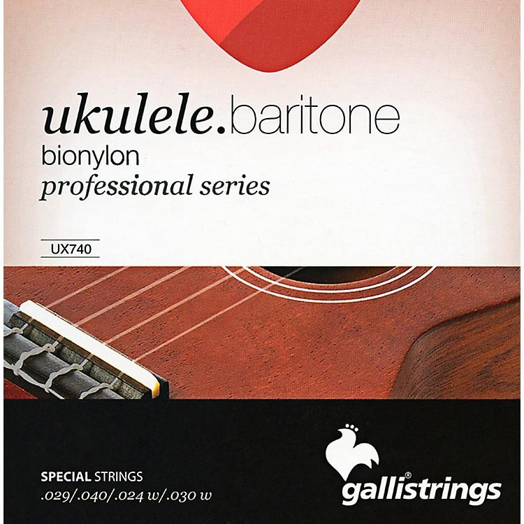 Galli StringsUX740 BIONYLON Baritone UKULELE Strings
