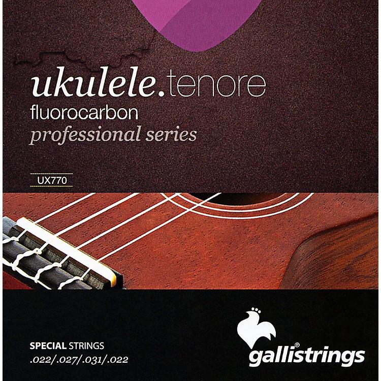 Galli StringsUX770 FLUOROCARBON Tenor UKULELE Strings