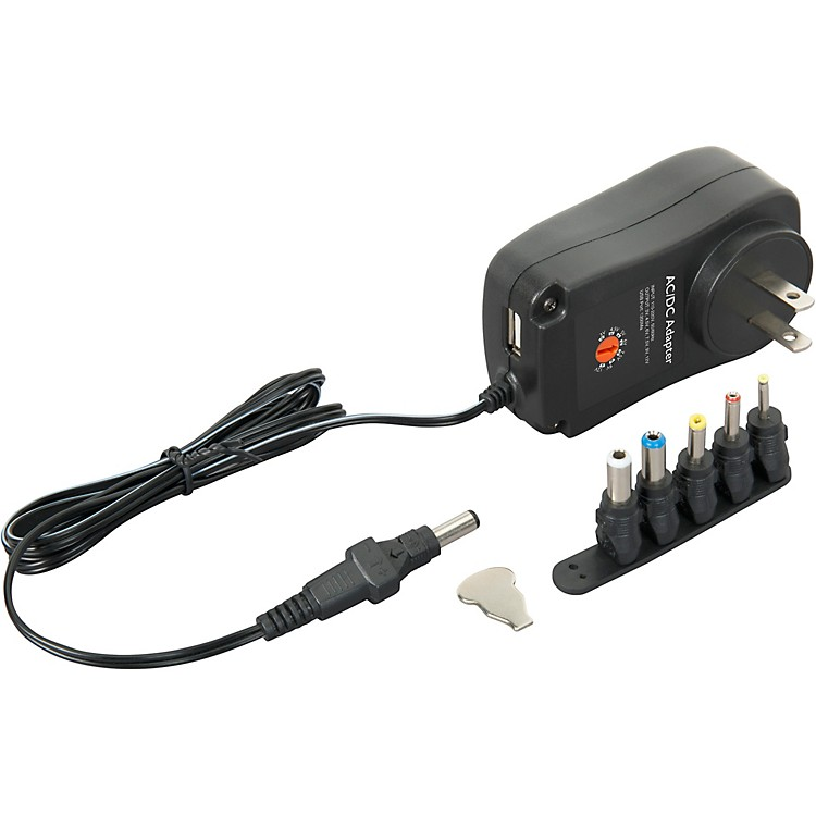 LivewireUXS Universal Multi-Voltage Power Supply with USB Port