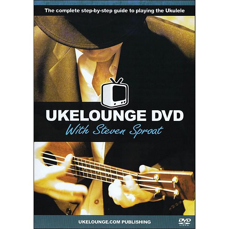 Music SalesUkelounge DVD with Steven Sproat - Instructional Ukulele DVD