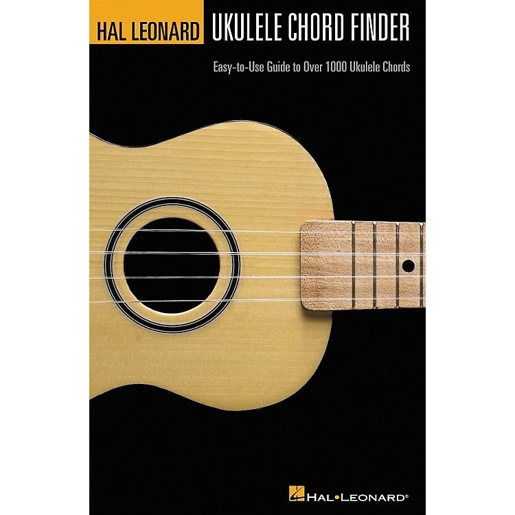 Hal LeonardUkulele Chord Finder (Book)