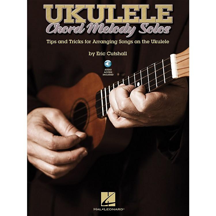 Hal LeonardUkulele Chord Melody Solos Ukulele Series Softcover with CD