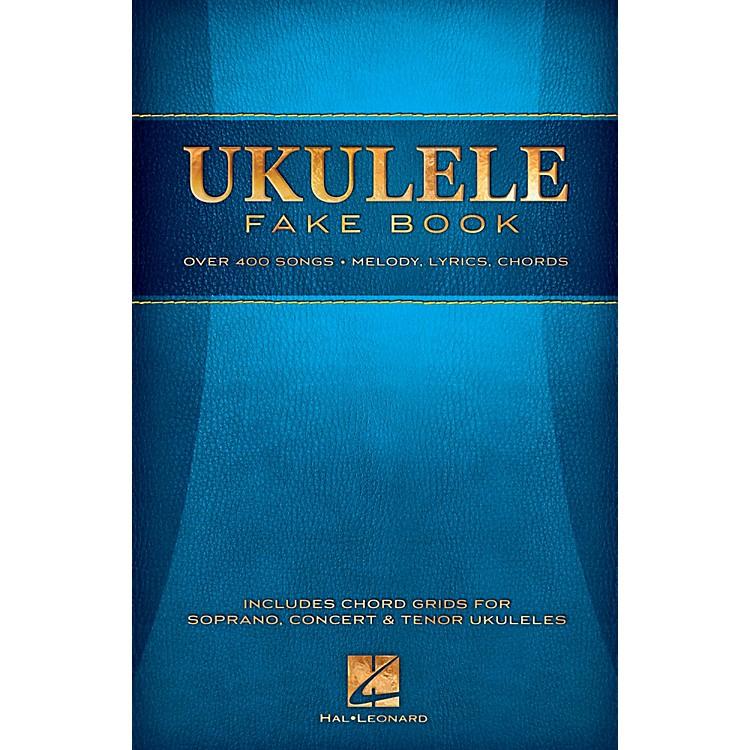 Hal LeonardUkulele Fake Book