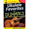 Hal Leonard Ukulele Favorites For Dummies