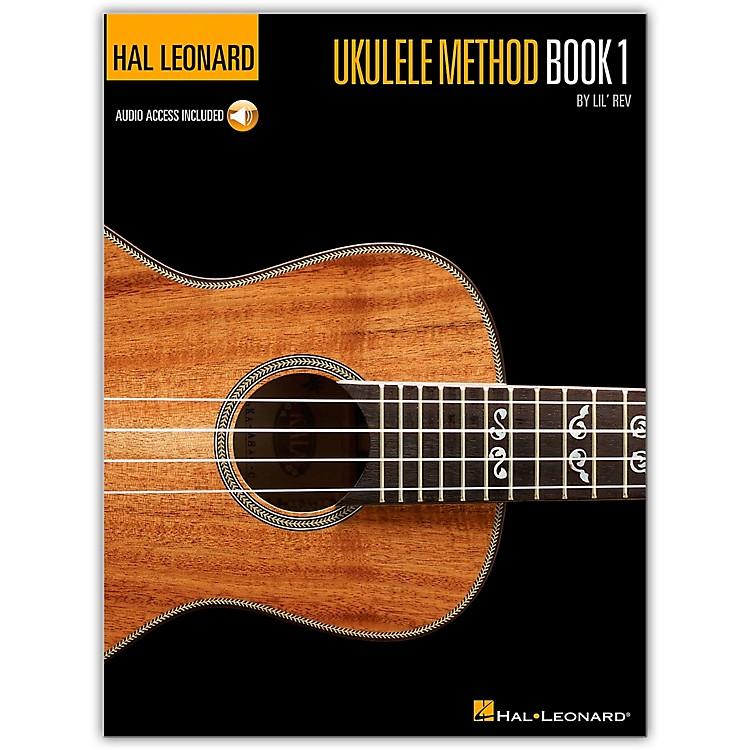 Hal LeonardUkulele Method Book 1 with CD