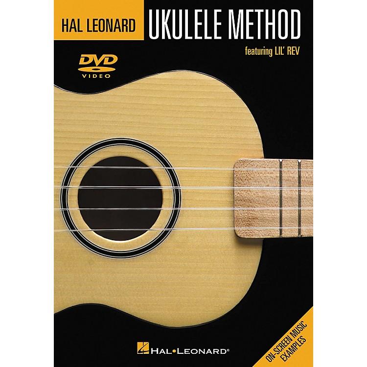 Hal LeonardUkulele Method DVD