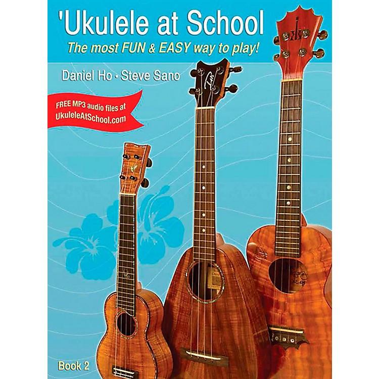 Alfred'Ukulele at School, Book 2 - Student Book Intermediate