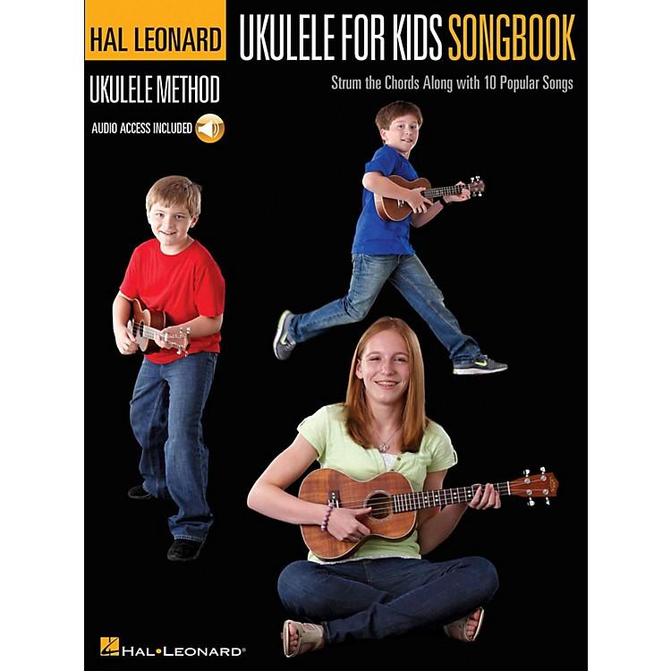 Hal LeonardUkulele for Kids Songbook - Hal Leonard Ukulele Method Series (Book/Audio Online)