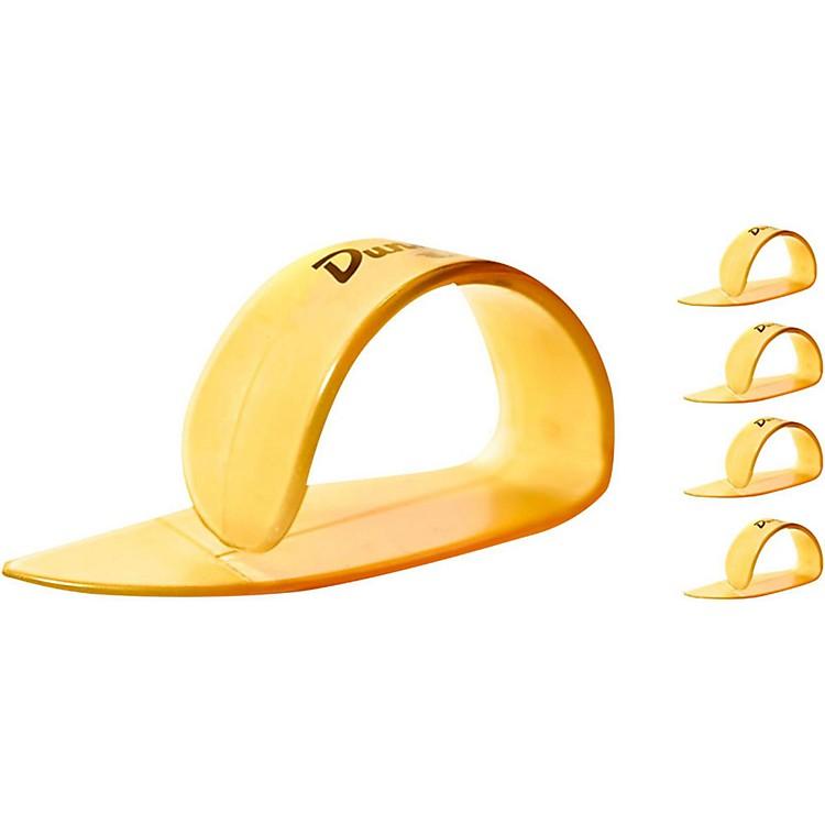 DunlopUltex Large Thumbpicks Gold (4-Pack)