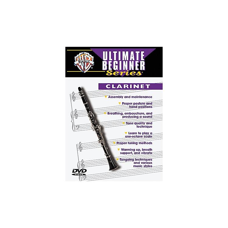 Warner BrosUltimate Beginner Series Clarinet (DVD)