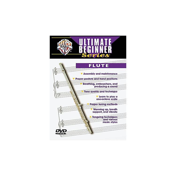 Warner BrosUltimate Beginner Series Flute (DVD)