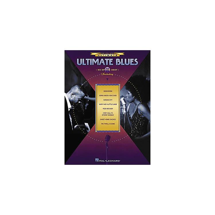 Hal LeonardUltimate Blues Songbook
