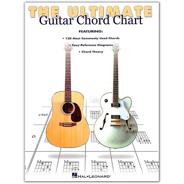 Hal LeonardUltimate Guitar Chord Chart Book