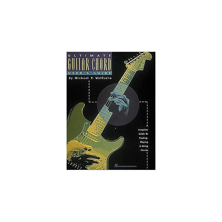 Hal LeonardUltimate Guitar Chord Users Guide (9