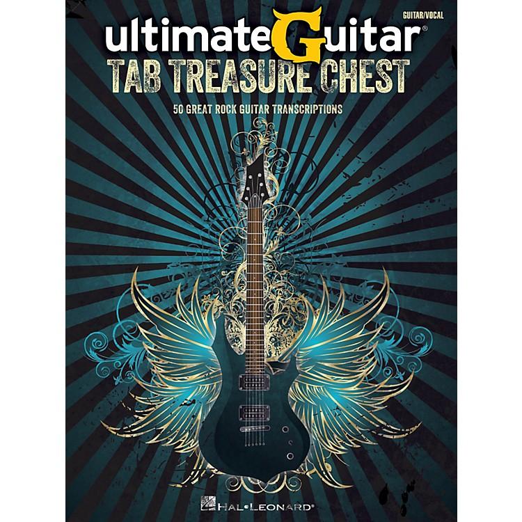Hal LeonardUltimate Guitar Tab Treasure Chest