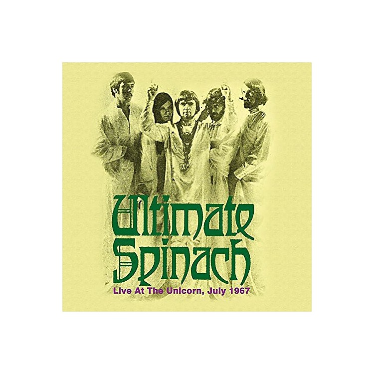 Alliance Ultimate Spinach - Live at the Unicorn July 1967