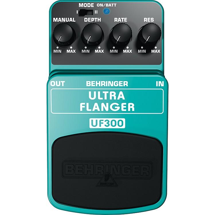 BehringerUltra Flanger UF300 Dual-Mode Flanger Effects Pedal