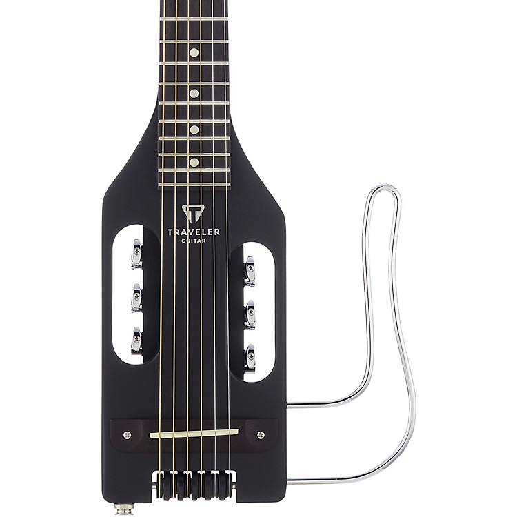 Traveler GuitarUltra-Light Acoustic-Electric Travel GuitarBlack