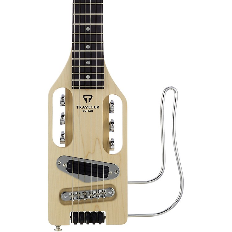 Traveler GuitarUltra-Light Electric GuitarNatural