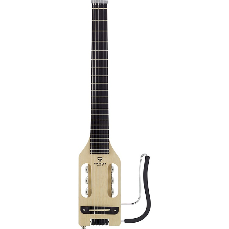 Traveler GuitarUltra-Light Nylon Maple Nylon-Electric GuitarNatural