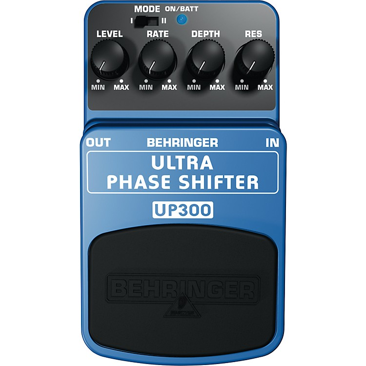 BehringerUltra Phase Shifter UP300 Dual-Mode Phaser Effects Peda