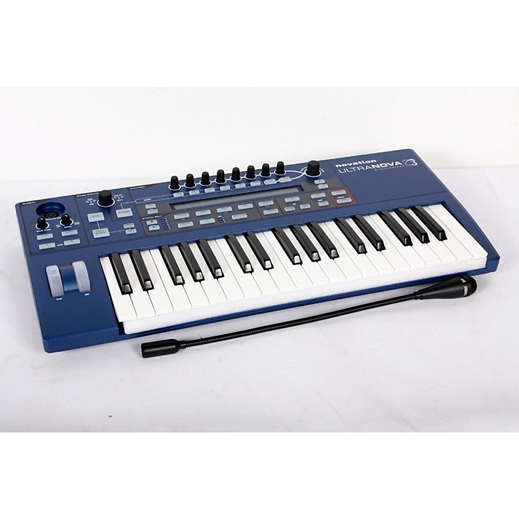 Novation UltraNova Synthesizer  888365809892