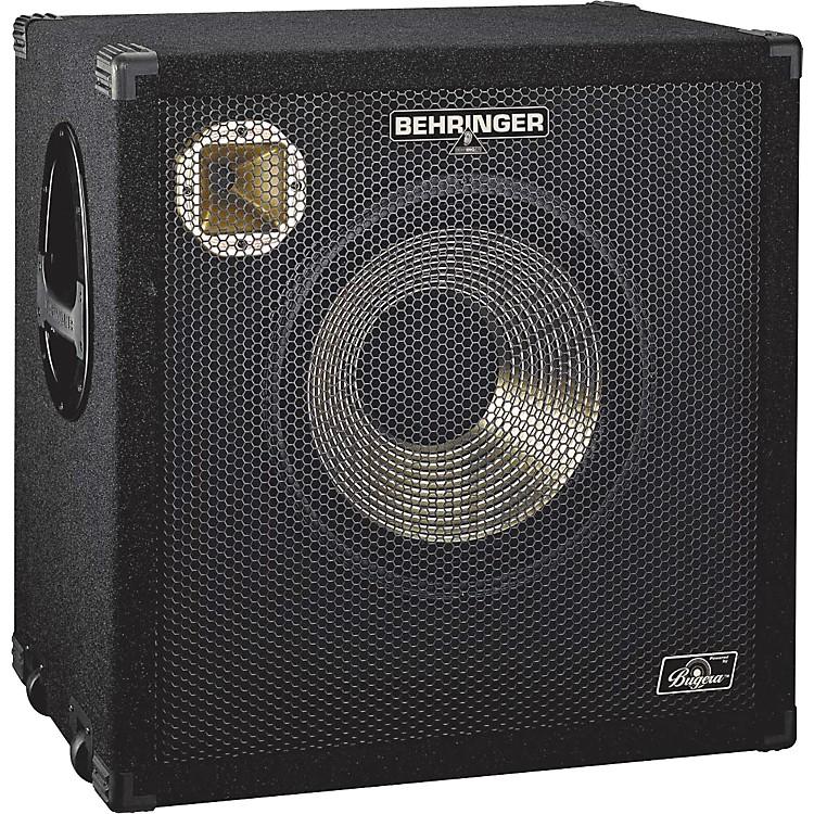 BehringerUltrabass BA115 600 Watt 1x15 Bass Cabinet