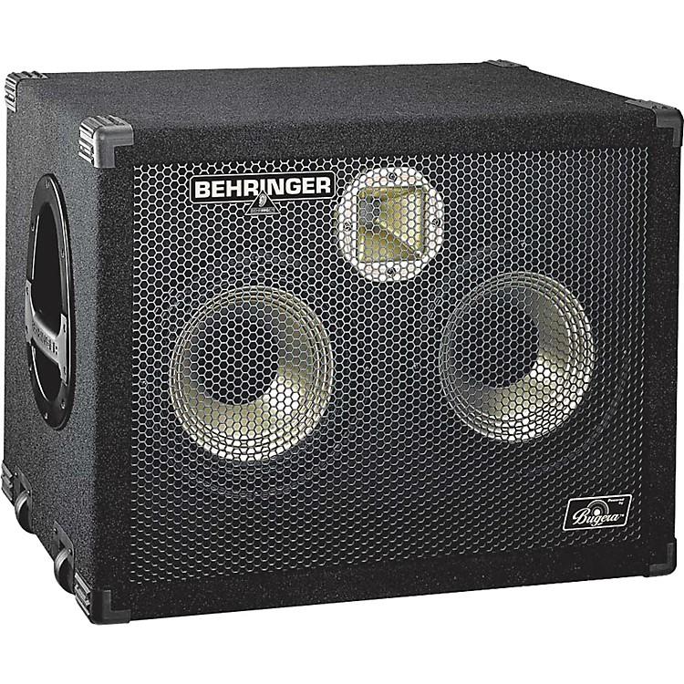 Behringer Ultrabass BA210 500 Watt 2x10 Bass Cabinet   Music123