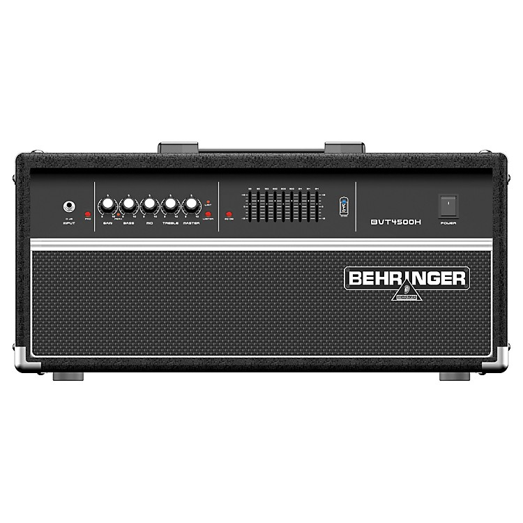 Behringer Ultrabass BVT4500H 450W Bass Amplifier Head