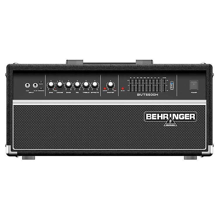 BehringerUltrabass BVT5500H 550W Bass Amp Head