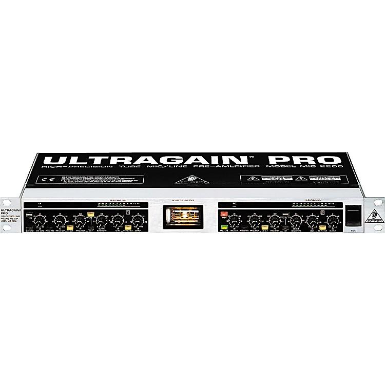 BehringerUltragain Pro MIC2200