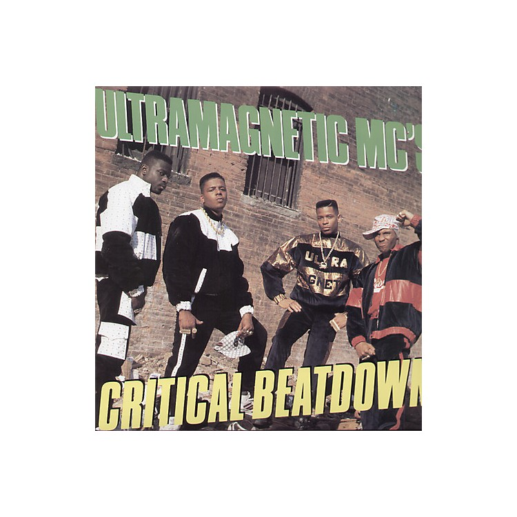 Alliance Ultramagnetic MC's - Critical Beatdown